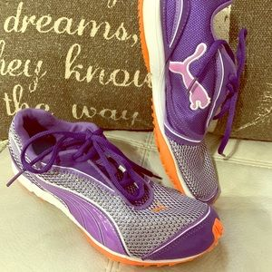 Puma Running shoes size 8
